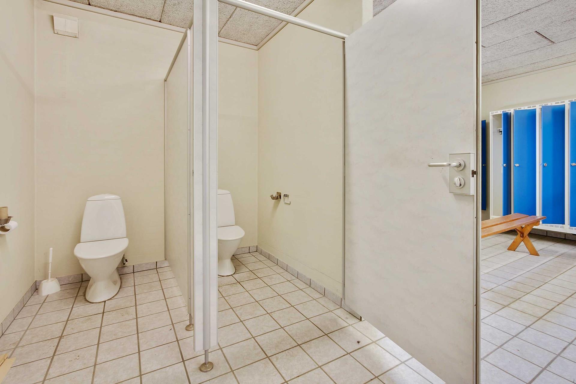 Andet på Malkestien i Gudhjem - Toilet