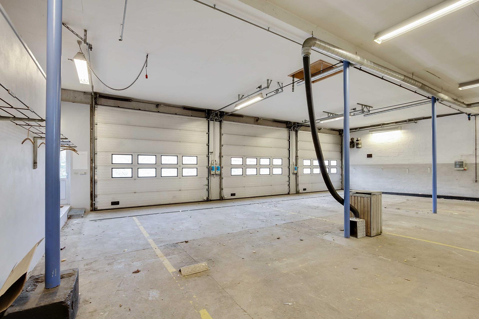Andet på Malkestien i Gudhjem - Garage