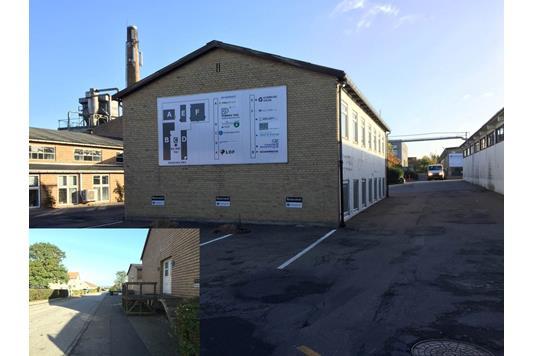 Produktion/lager på Østerled i Holbæk - Andet