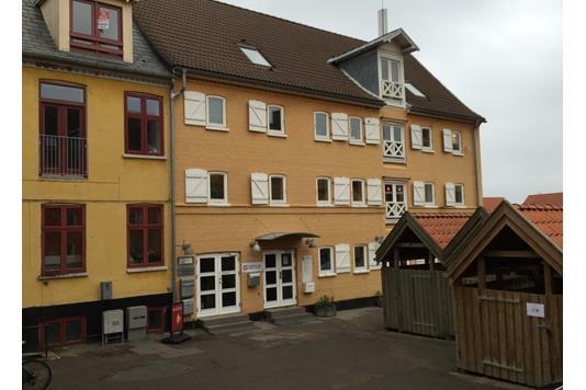 Kontor på Ahlgade i Holbæk - Andet