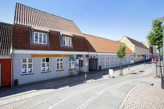 Kontor på Kordilgade i Kalundborg - Andet