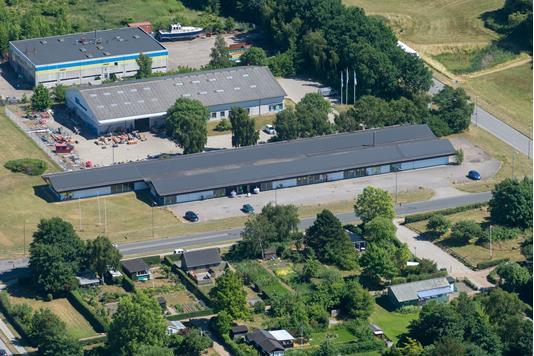 Produktion/lager på Stejlhøj i Kalundborg - Andet