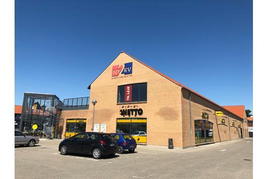 Kontor på Nytorv i Kalundborg - Andet