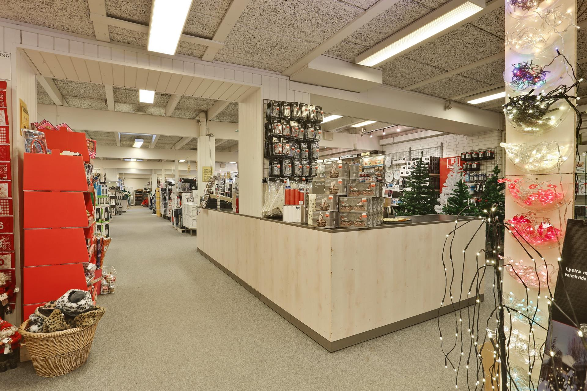 Bolig/erhverv på Sct Hansgade i Ringsted - Andet
