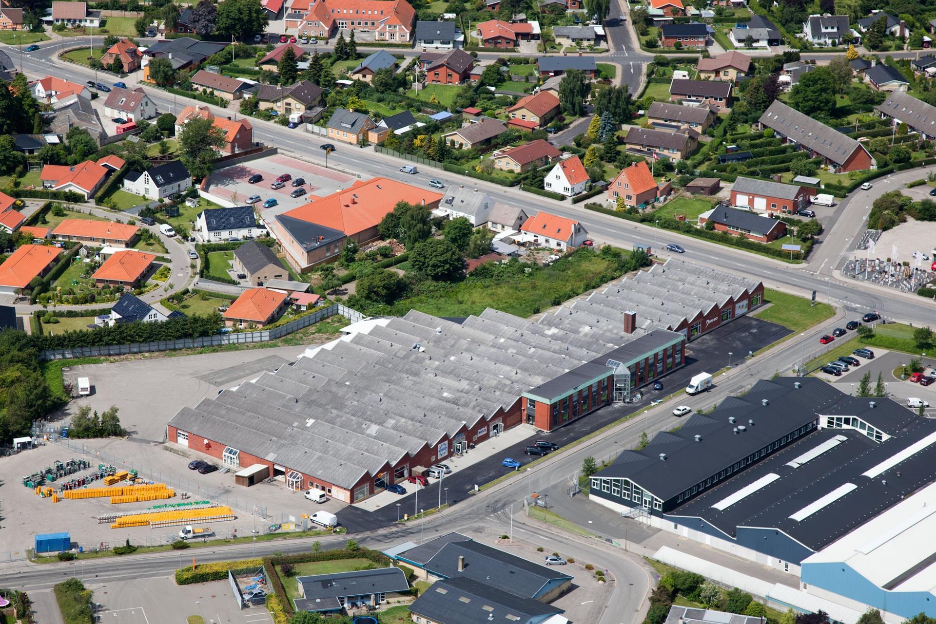 Bolig/erhverv på Kongstedvej i Slagelse - Andet