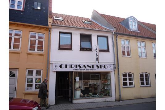 Bolig/erhverv på Skibbrogade i Kalundborg - Ejendommen