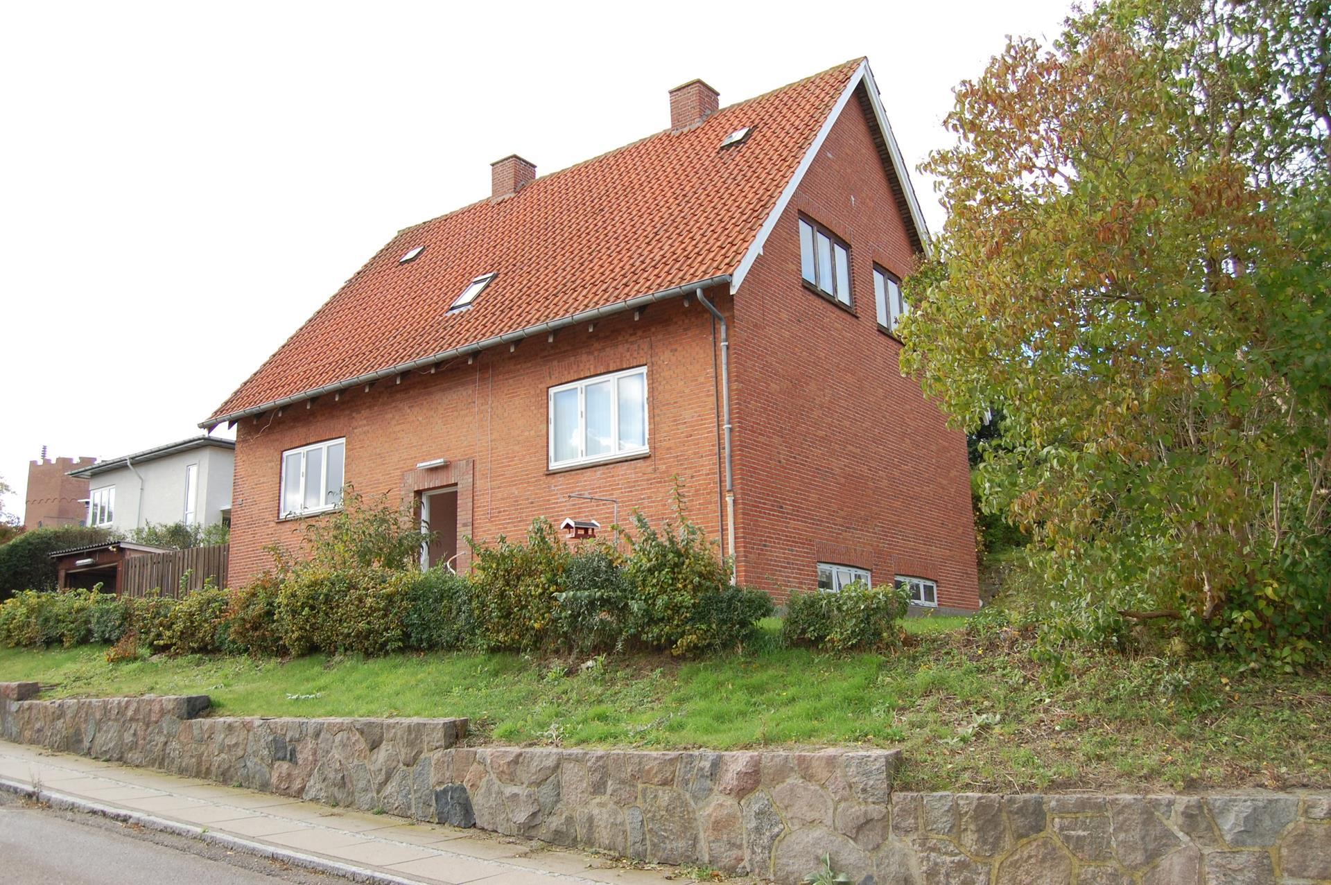 Boligudlejning på Valentin Jensensvej i Kalundborg - Ejendommen