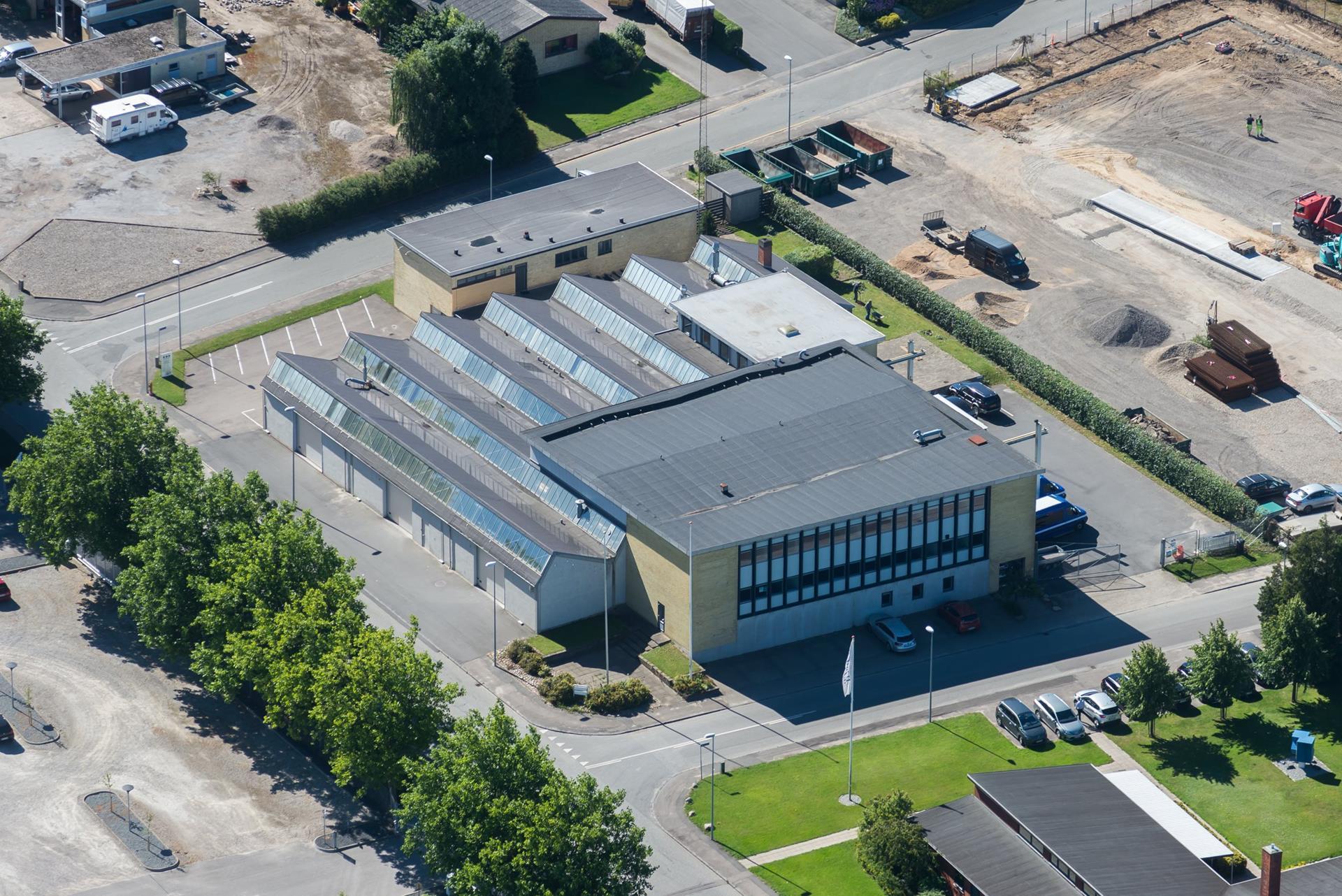 Bolig/erhverv på Strudsbergsvej i Slagelse - Andet