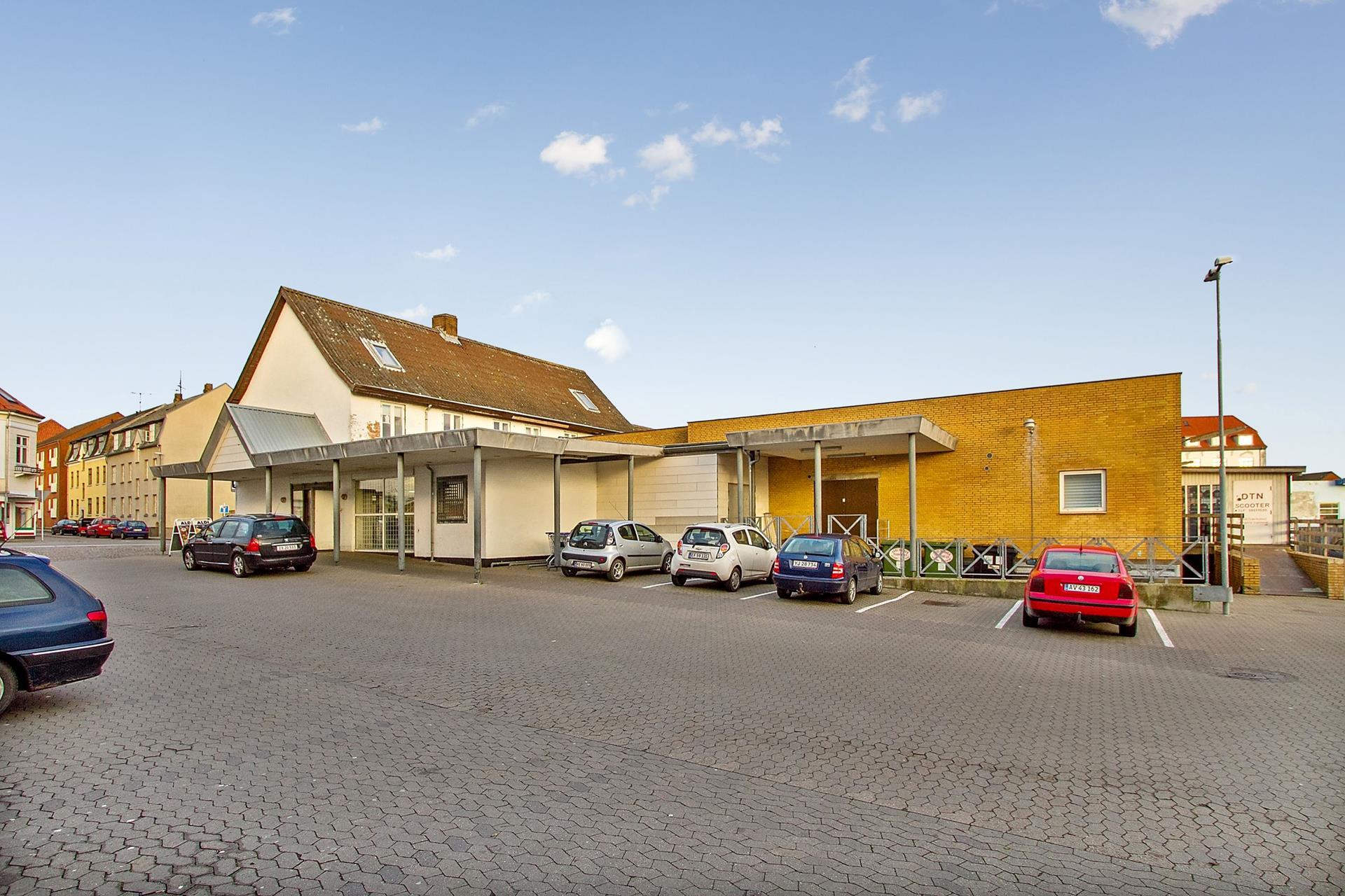 Andet på Sct Jørgensbjerg i Kalundborg - Ejendommen