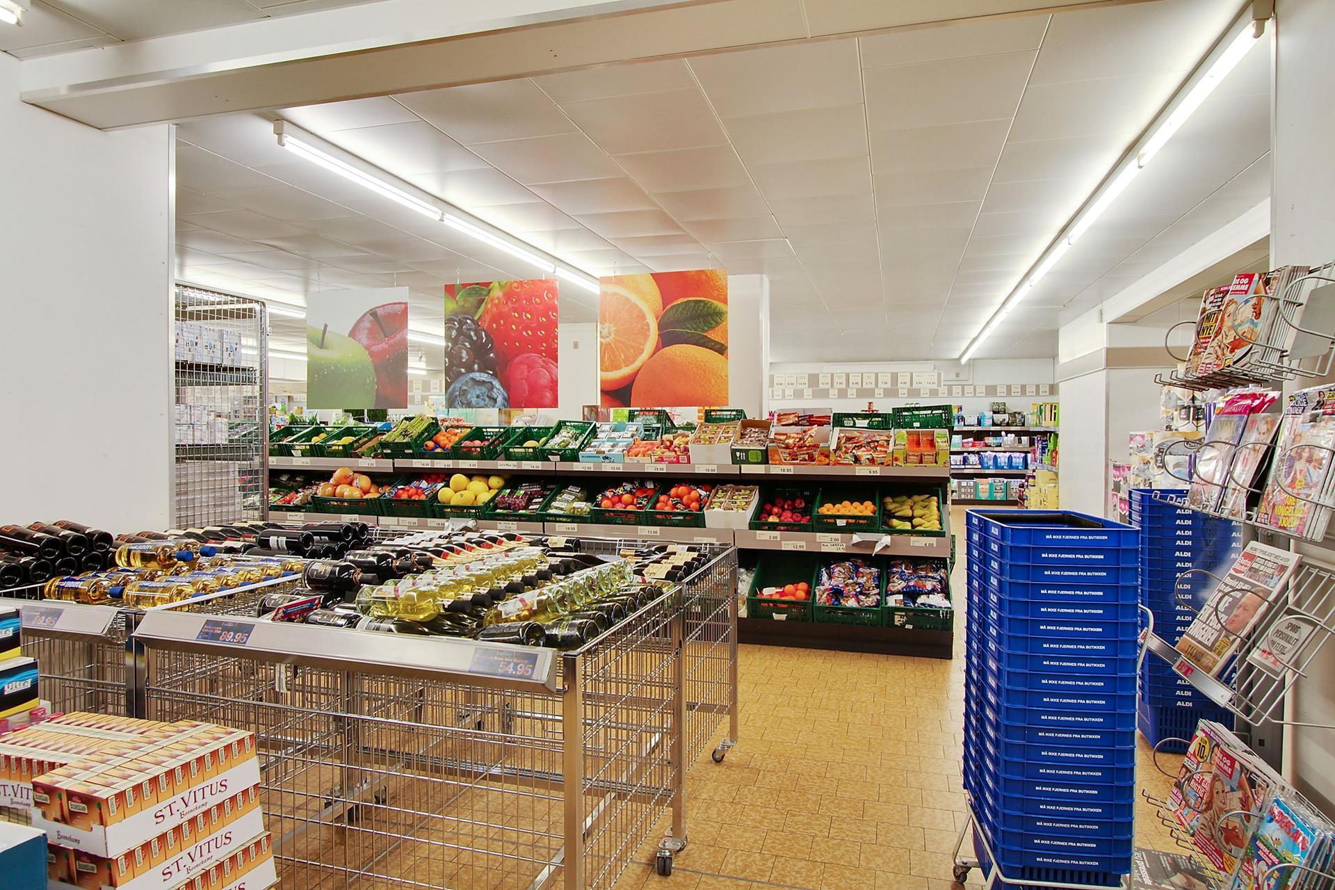 Andet på Sct Jørgensbjerg i Kalundborg - Forretning
