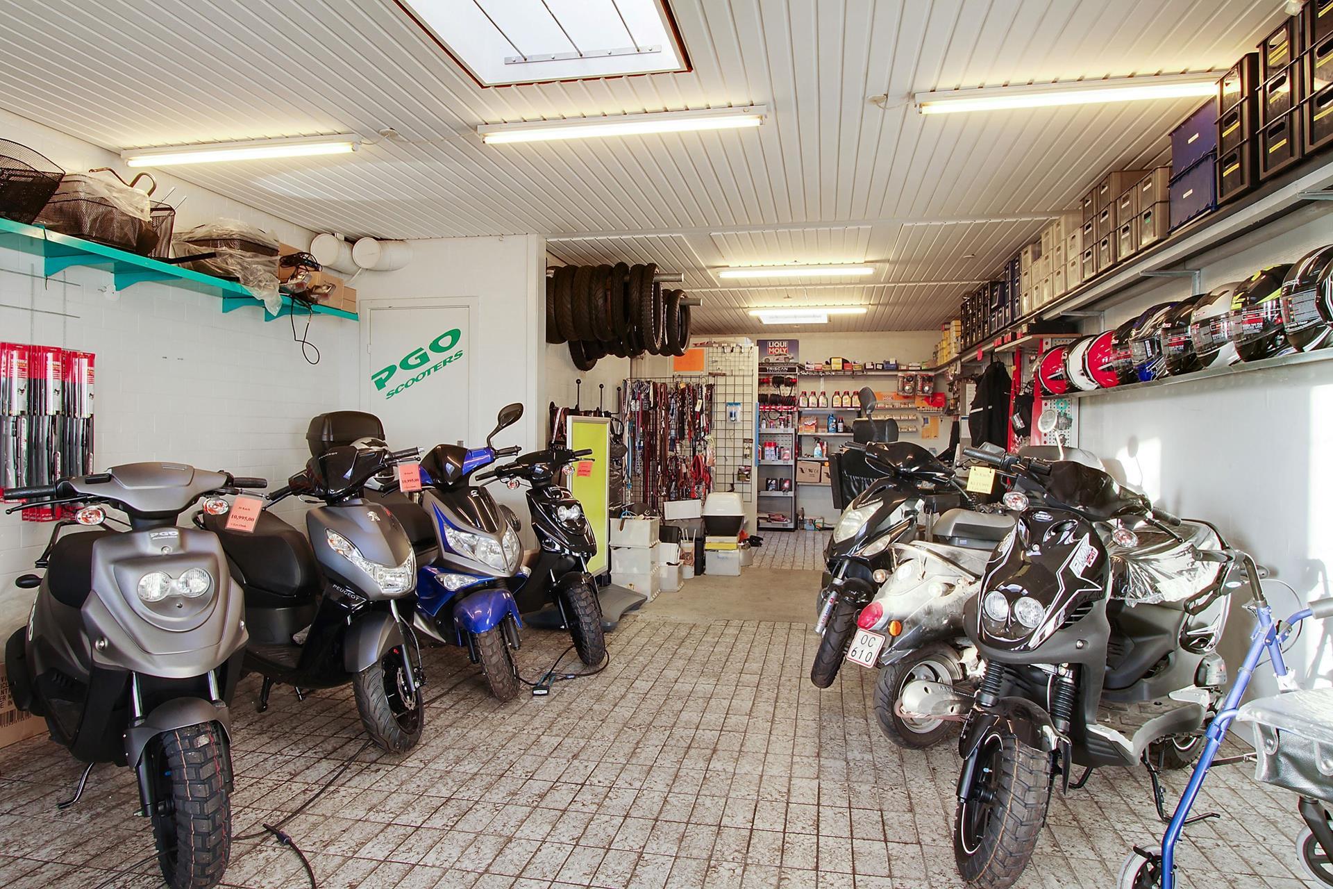 Andet på Sct Jørgensbjerg i Kalundborg - Garage