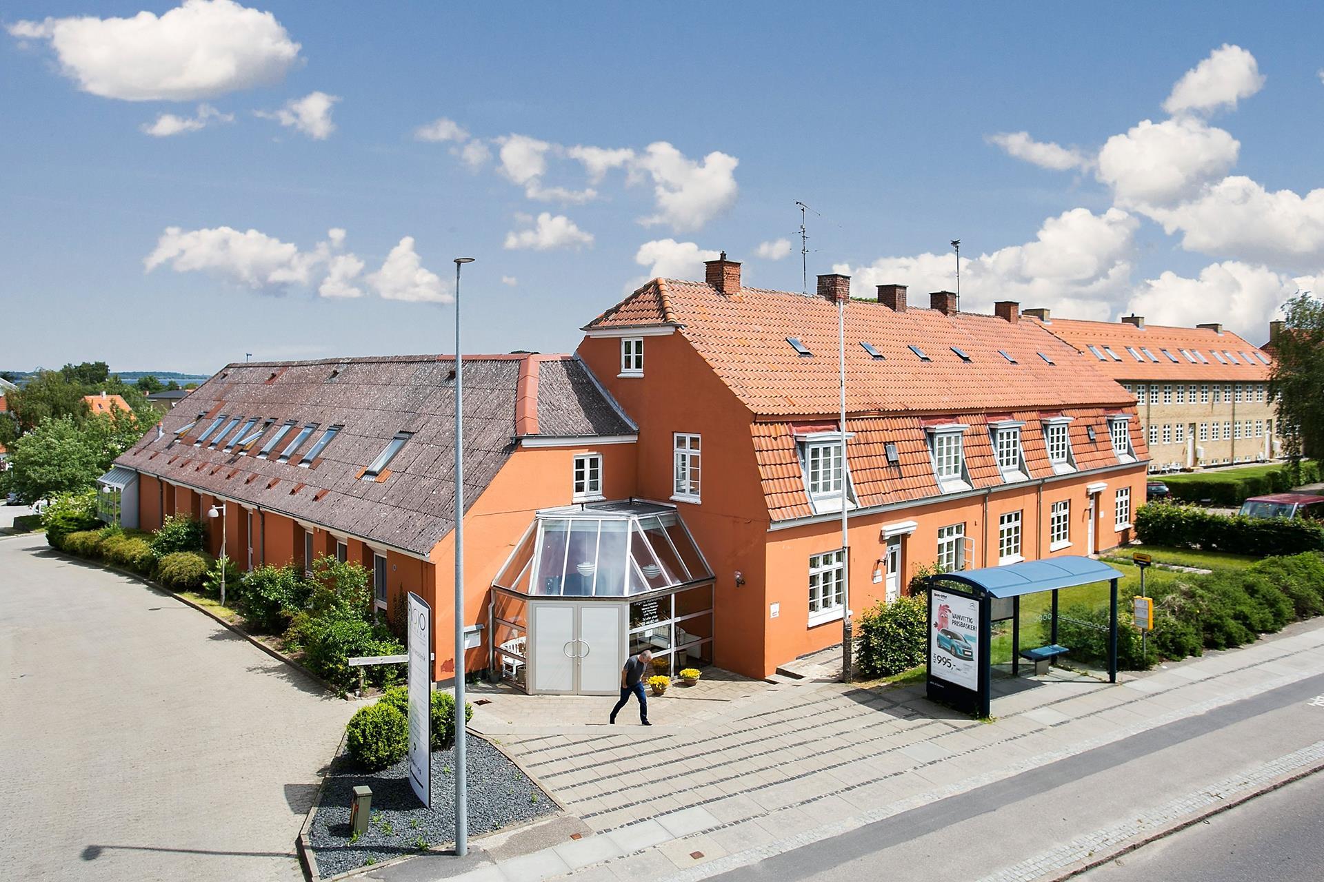 Bolig/erhverv på Munkholmvej i Holbæk - Andet