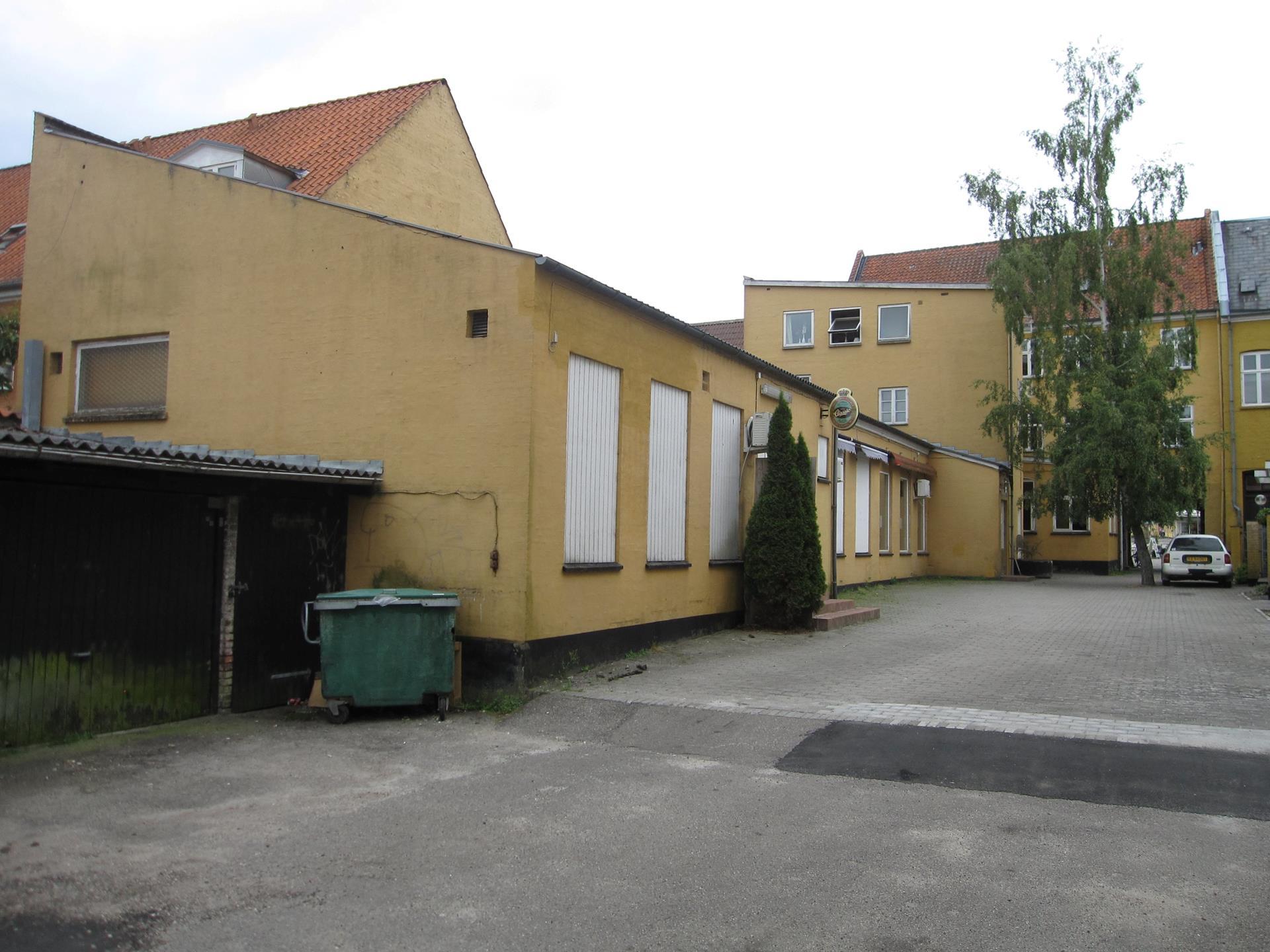 Bolig/erhverv på Storgade i Sorø - Baggård
