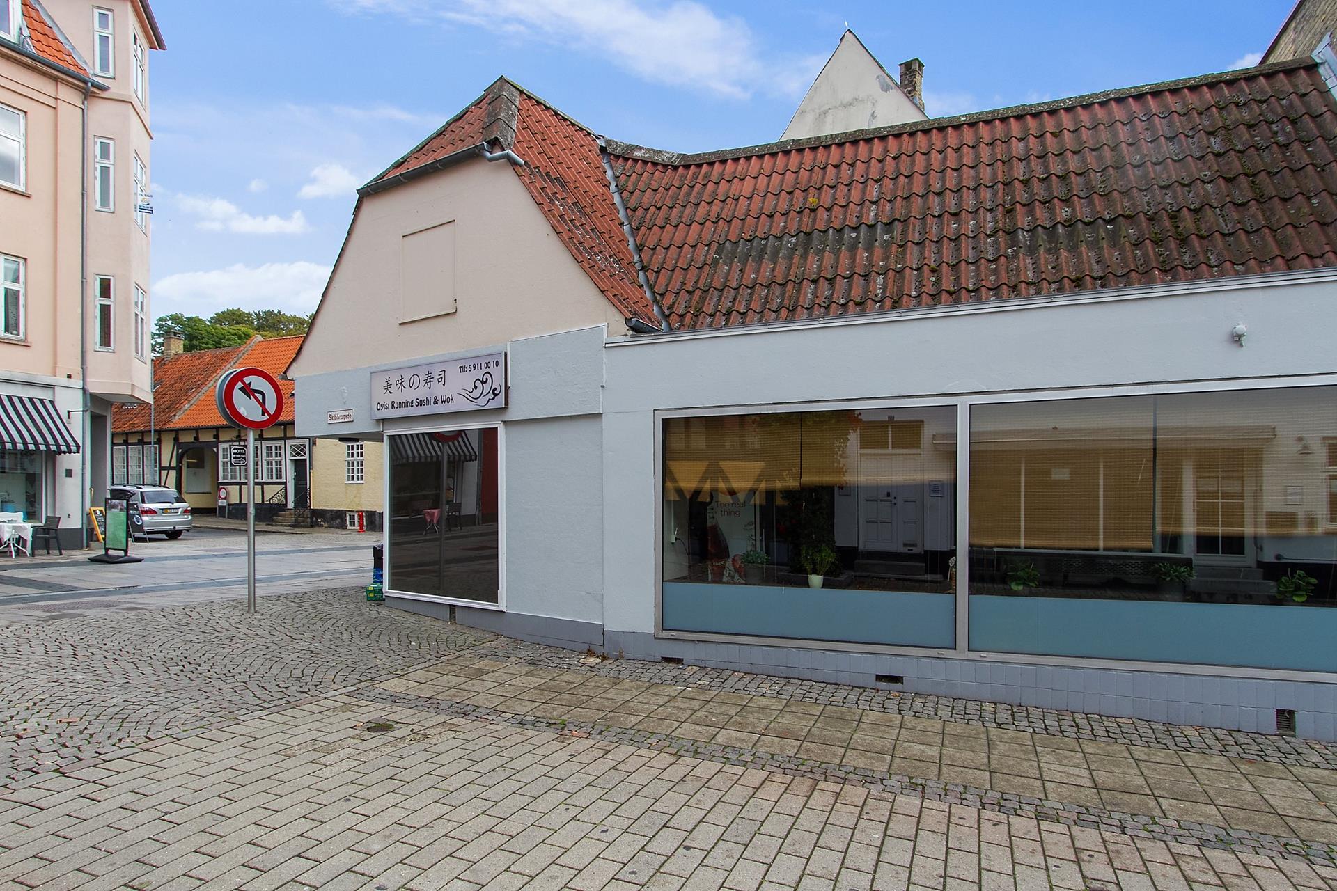 Boligudlejning på Kordilgade i Kalundborg - Andet