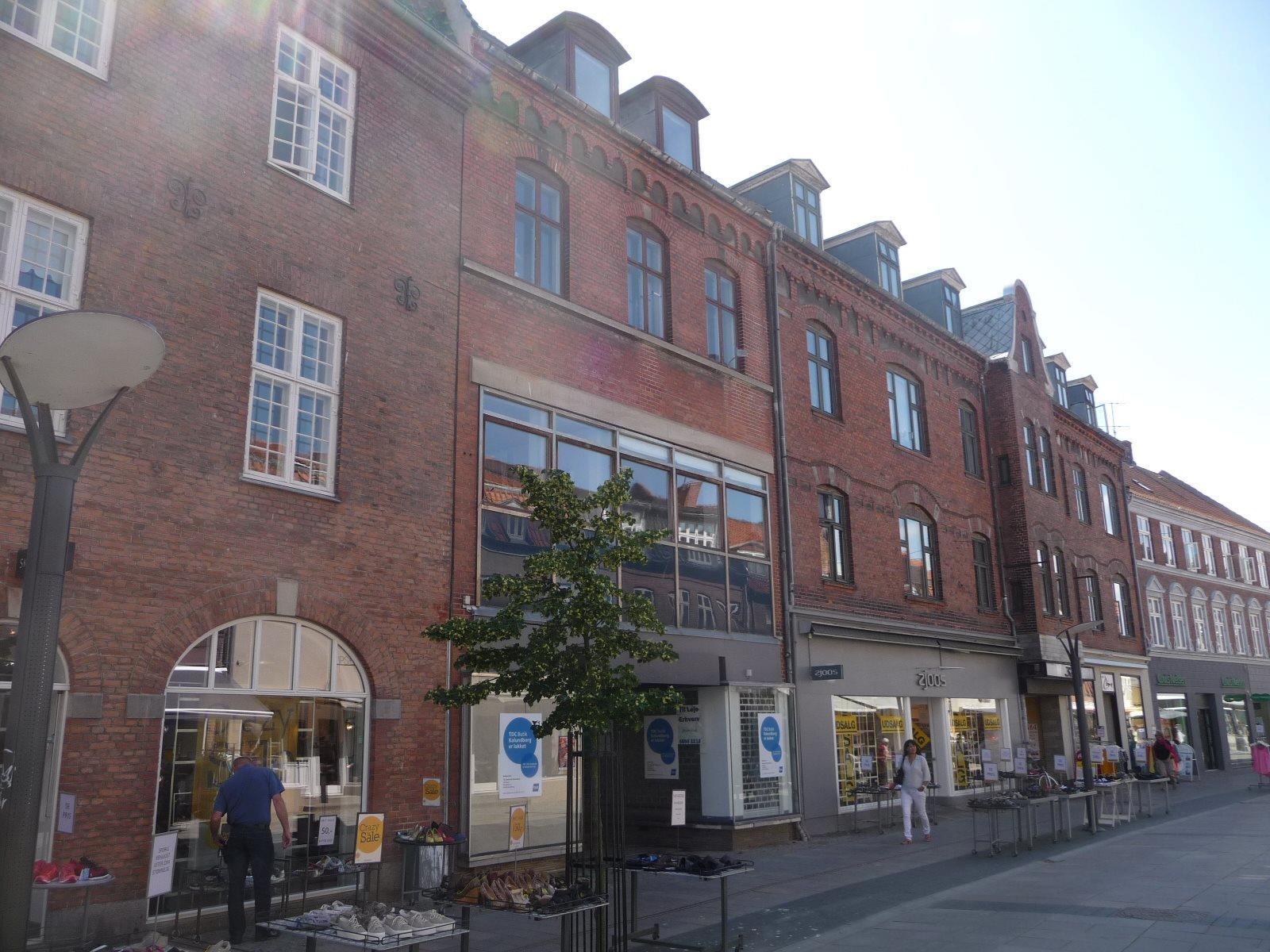 Boligudlejning på Kordilgade i Kalundborg - Ejendommen