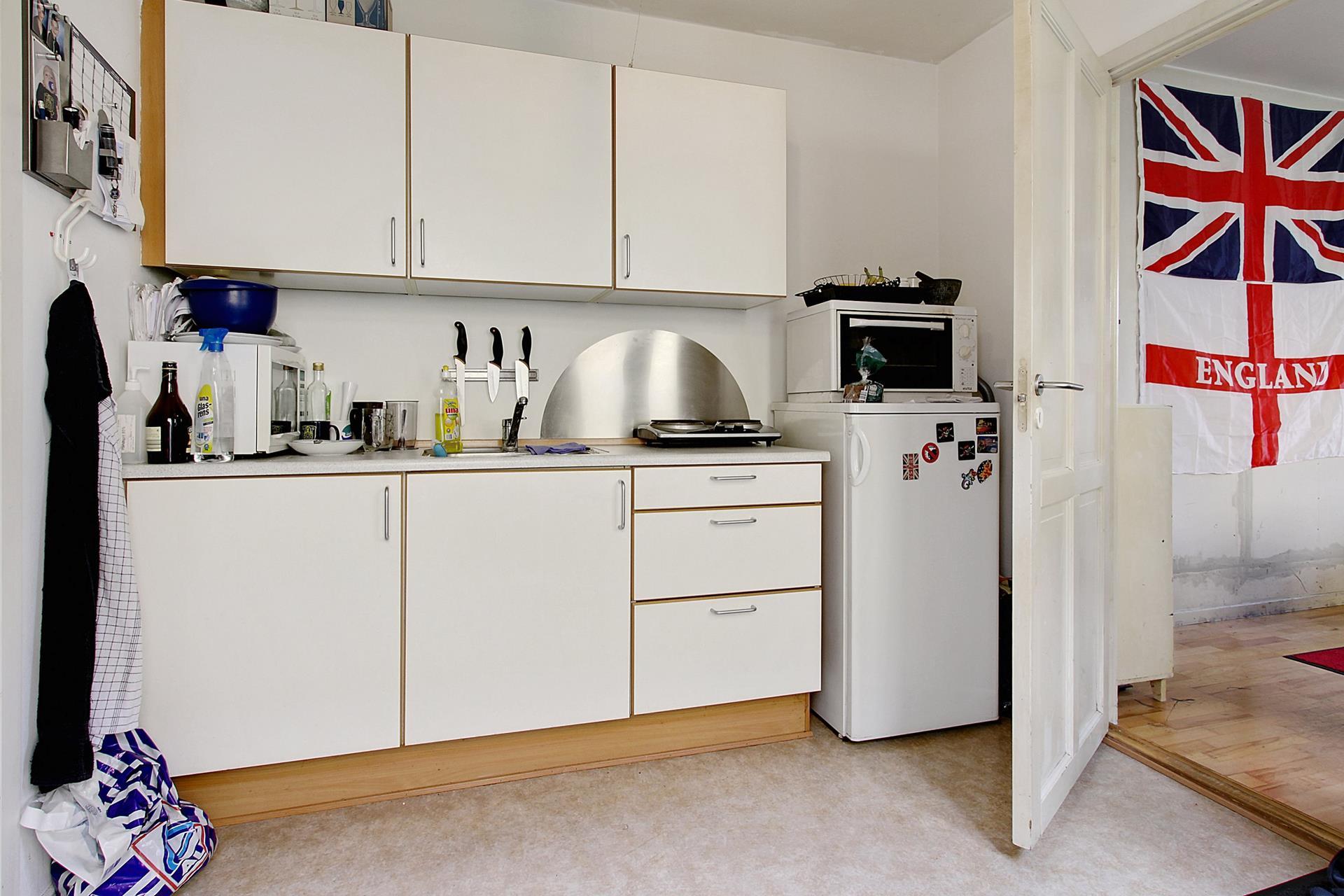 Bolig/erhverv på Algade i Skælskør - Køkken