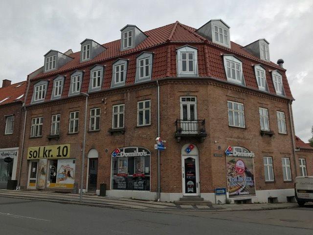 Boligudlejning på Labæk i Holbæk - Ejendommen