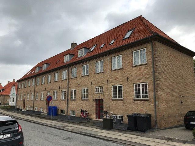 Boligudlejning på Godthaabsvej i Holbæk - Ejendommen