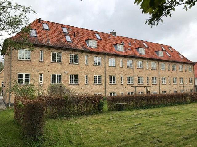 Boligudlejning på Godthaabsvej i Holbæk - Bag facade