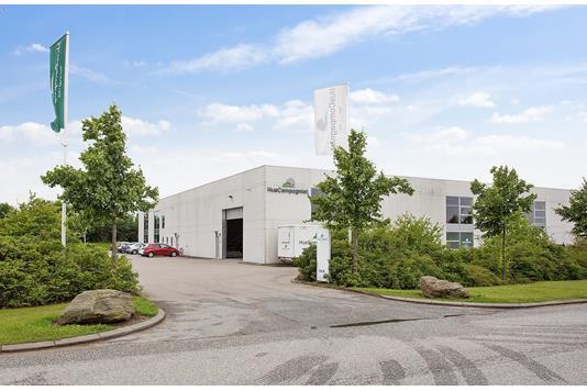 Produktion/lager på Tinvej i Ringsted - Andet