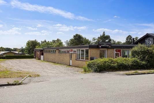 Produktion/lager på Vibevej i Ringsted - Andet