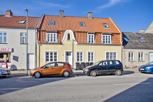 Projektejendom på Løvegade i Slagelse - Andet