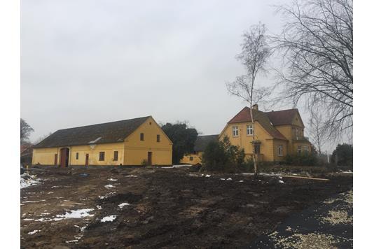 Kontor på Rustkammervej i Sorø - Facade