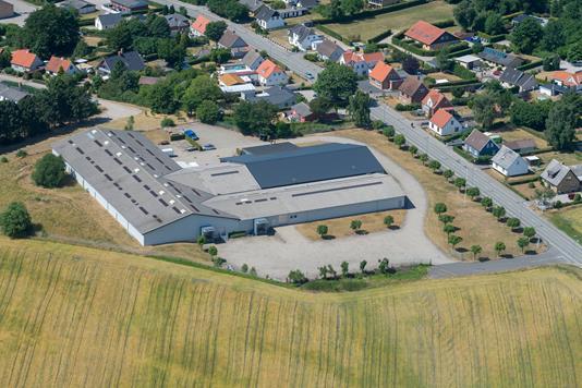 Produktion/lager på Sorøvej i Ruds Vedby - Andet