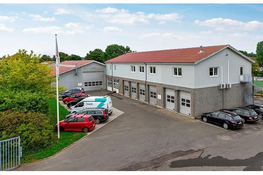 Produktion/lager på Nordvej i Slagelse - Andet