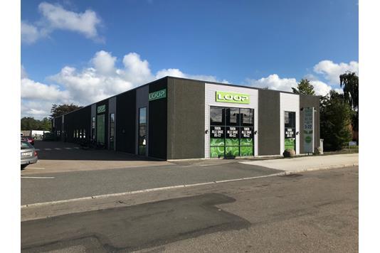 Produktion/lager på Tåstrup Møllevej i Holbæk - Andet