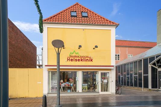 Kontor på Vænget i Kalundborg - Ejendommen