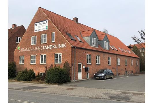 Kontor på Jernbanevej i Ringsted - Andet