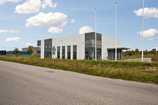 Kontor på Dyssegårdsvej i Ringsted - Ejendommen