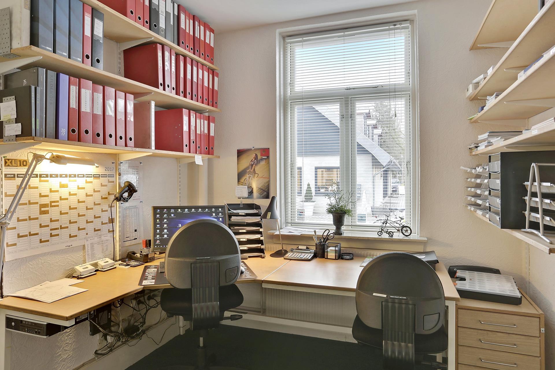 Detail på Rolighed i Sorø - Kontor