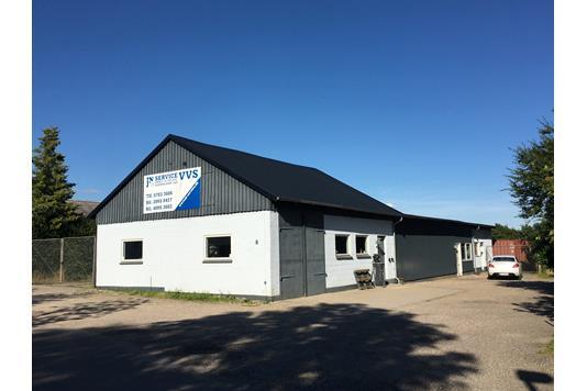 Kontor på Udbyhøjvej i Sorø - Udendørs