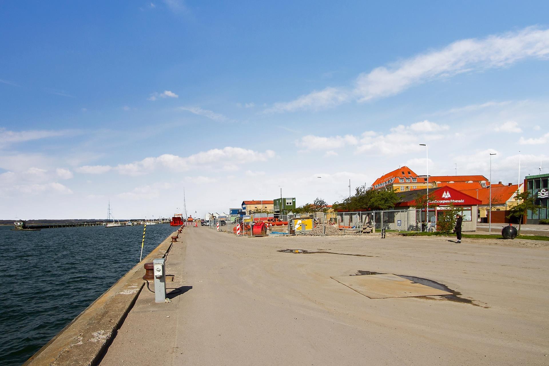 Andet på Vestre Havneplads i Kalundborg - Udendørs