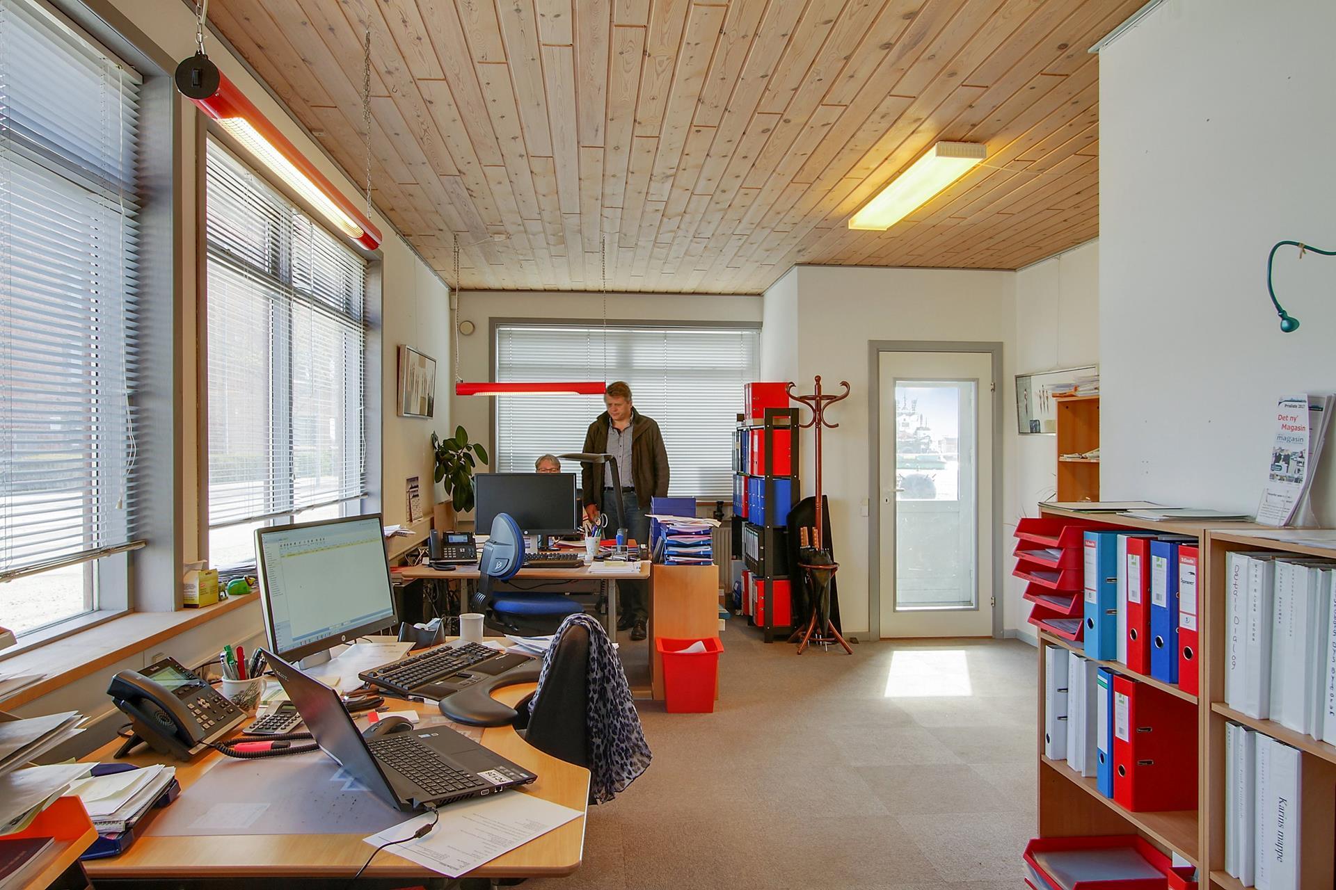 Andet på Vestre Havneplads i Kalundborg - Arbejdsværelse