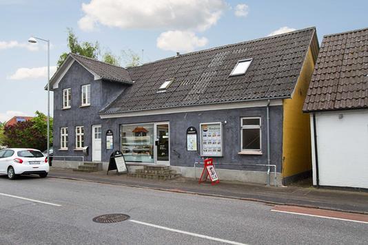 Restauration på Rudsgade i Ruds Vedby - Ejendommen