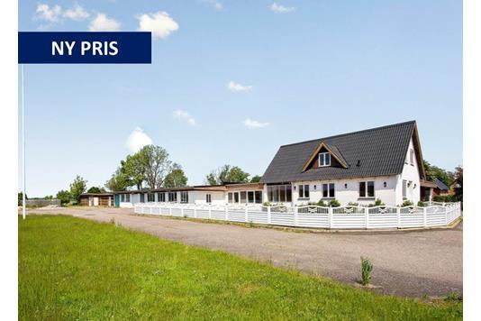 Produktion/lager på Slagelse Landevej i Korsør - Ejendommen