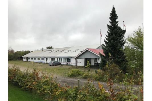 Produktion/lager på Frederiksberg i Svebølle - Andet