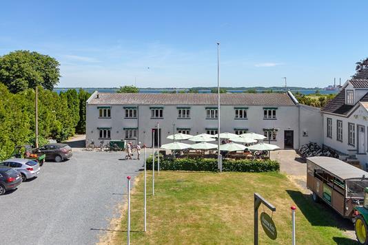 Restauration på Egholmvej i Agersø - Andet