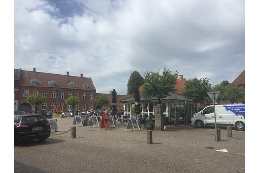 Restauration på Torvet i Sorø - Ejendommen