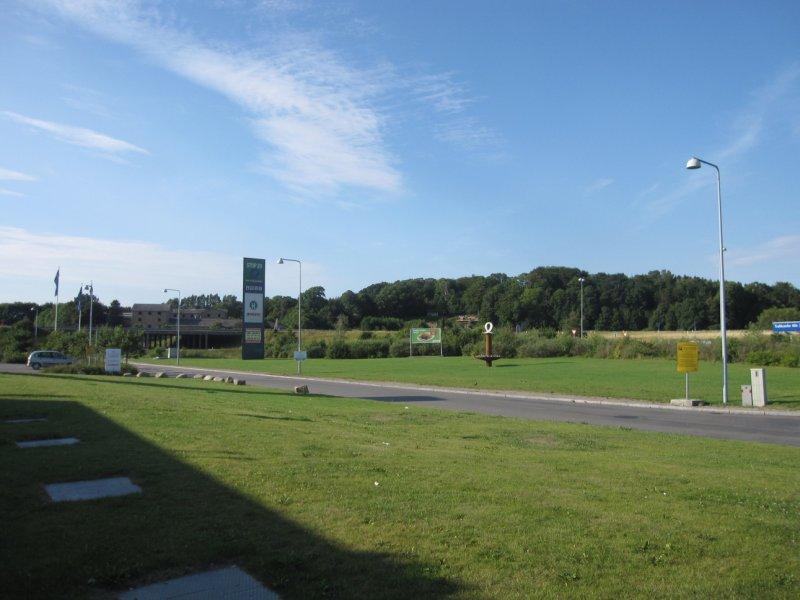 Erhvervsgrund på Trafikcenter Alle i Slagelse - Grund