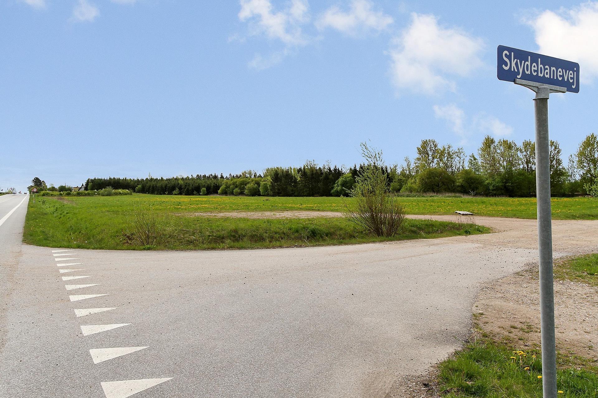 Erhvervsgrund på Omfartsvejen i Holbæk - Grund
