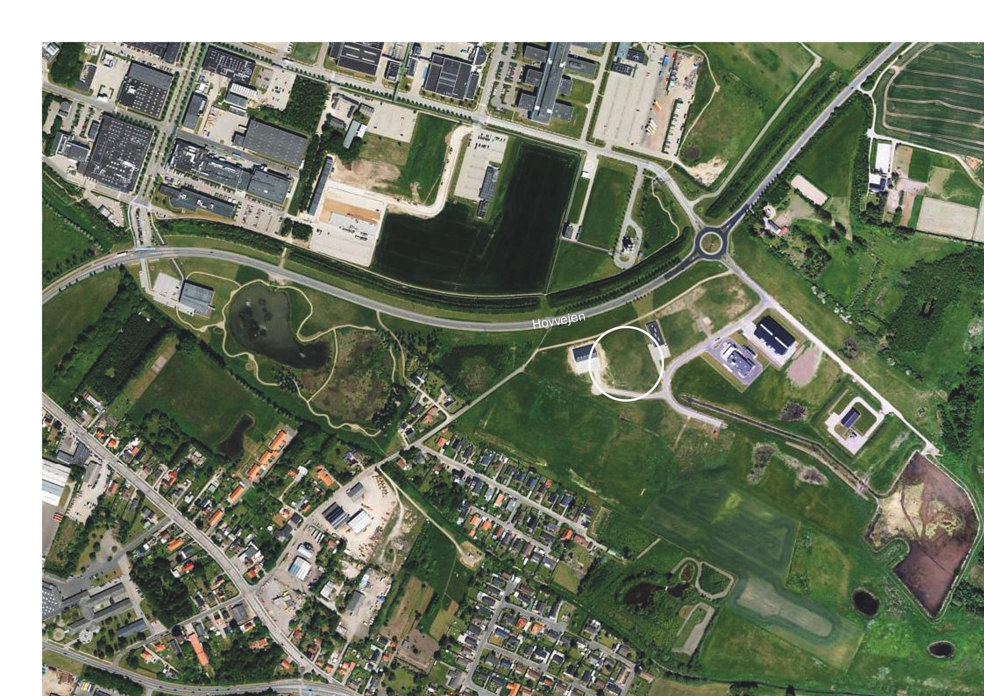 Erhvervsgrund på Rendsborgparken i Kalundborg - Andet