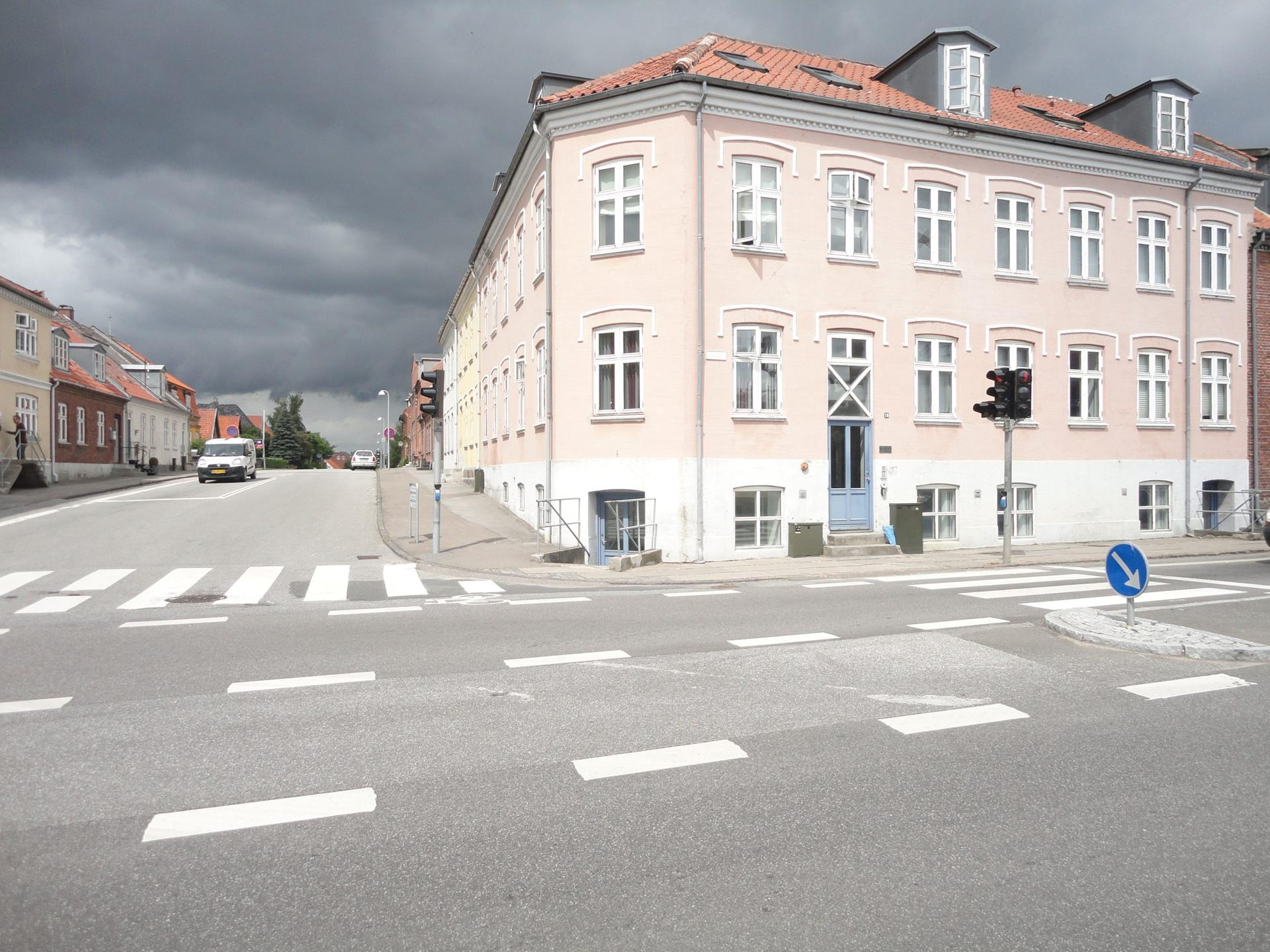 Detail på Køgevej i Ringsted - Andet