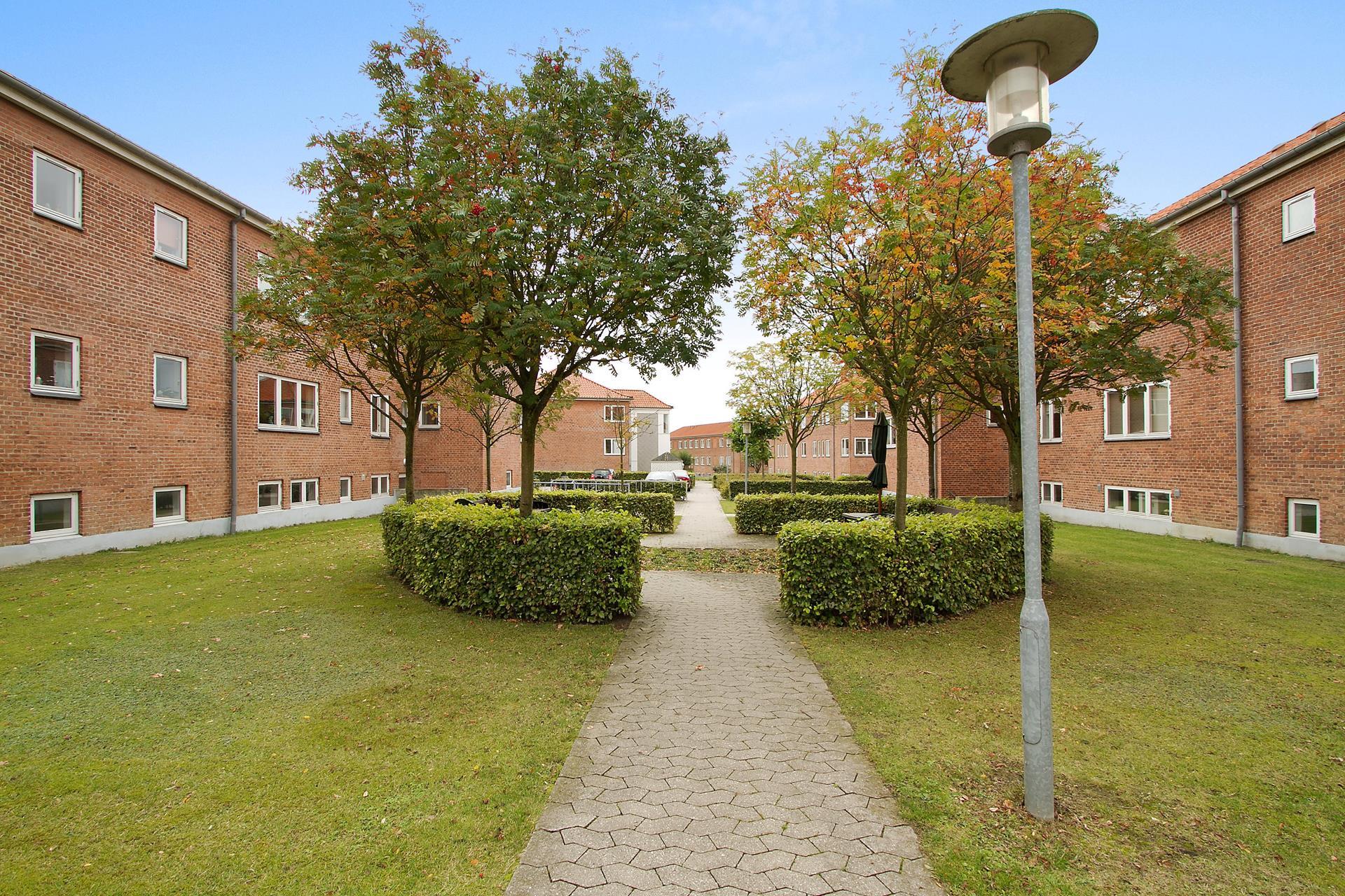 Boligudlejning på Indre Vordingborgvej i Næstved - Ejendommen