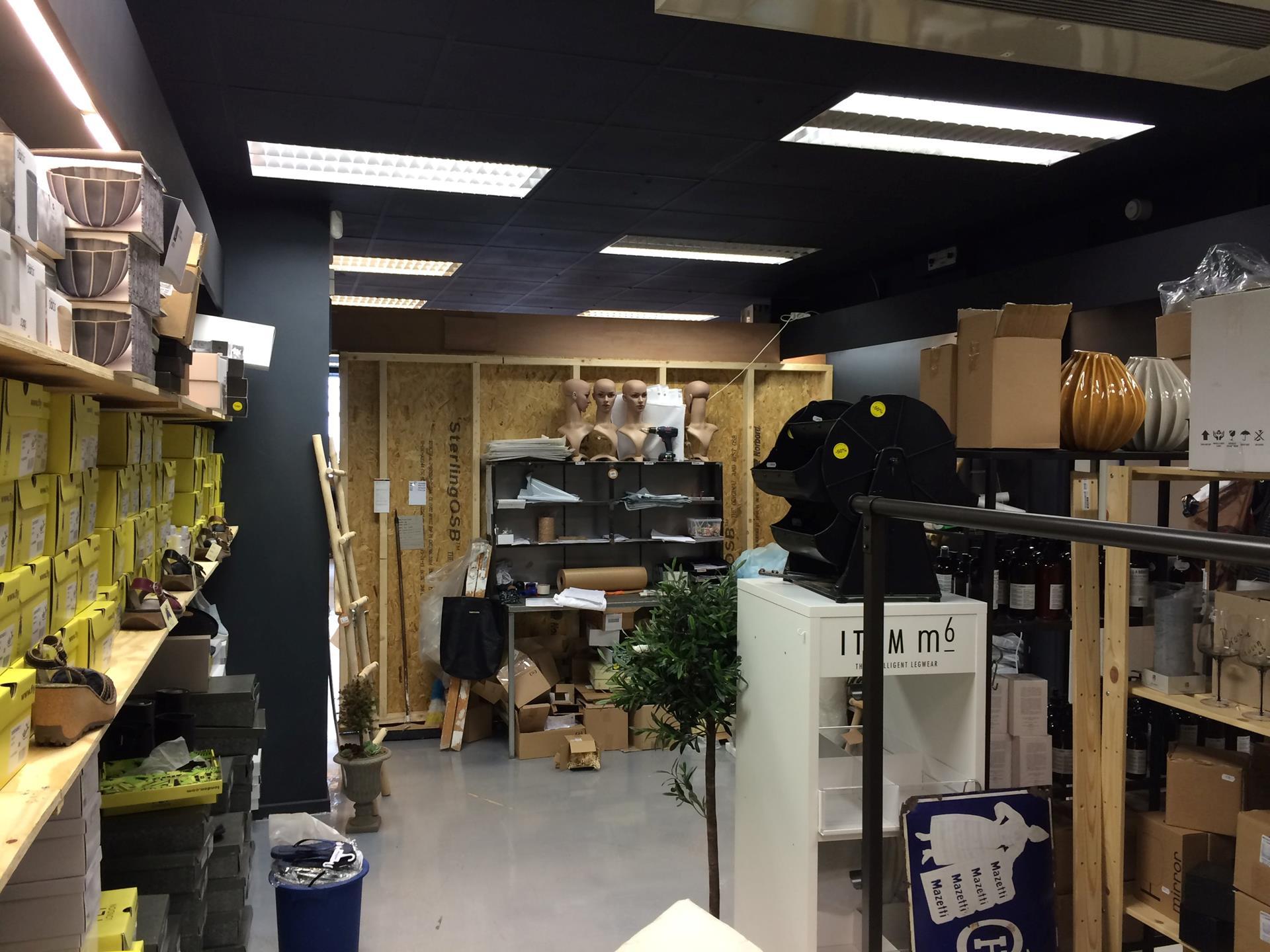 Bolig/erhverv på Langgade i Nykøbing F - Butik