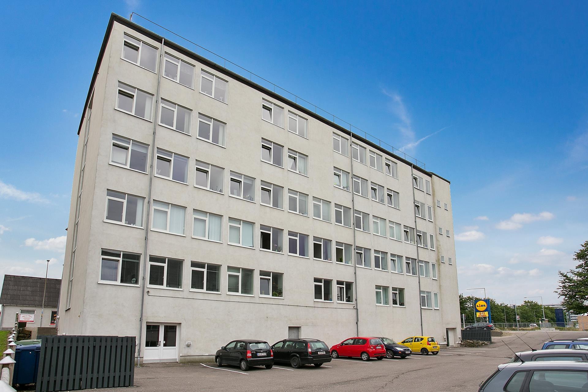 Boligudlejning på Vordingborgvej i Næstved - Ejendommen