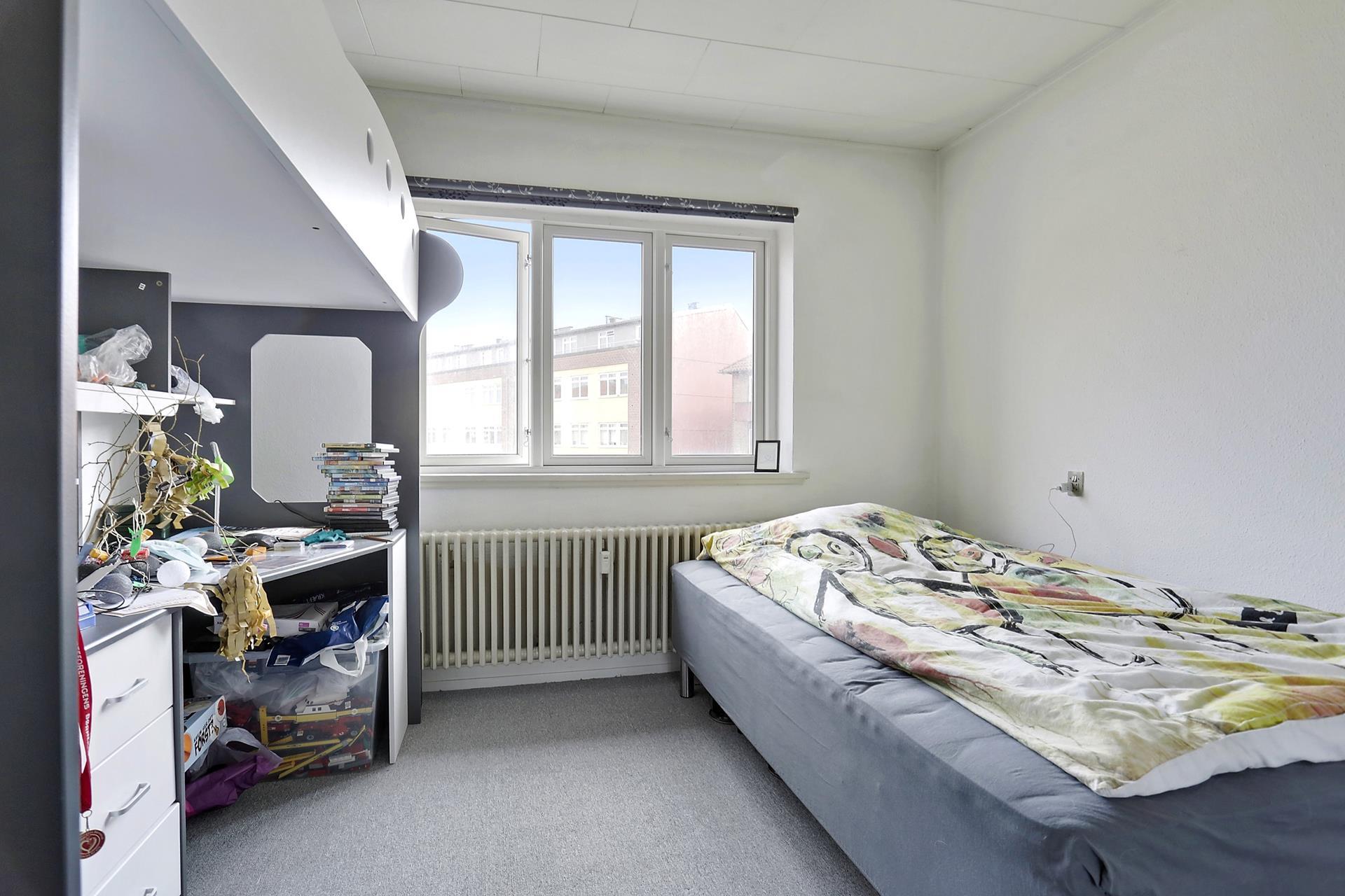 Boligudlejning på Toldbodgade i Næstved - Soveværelse